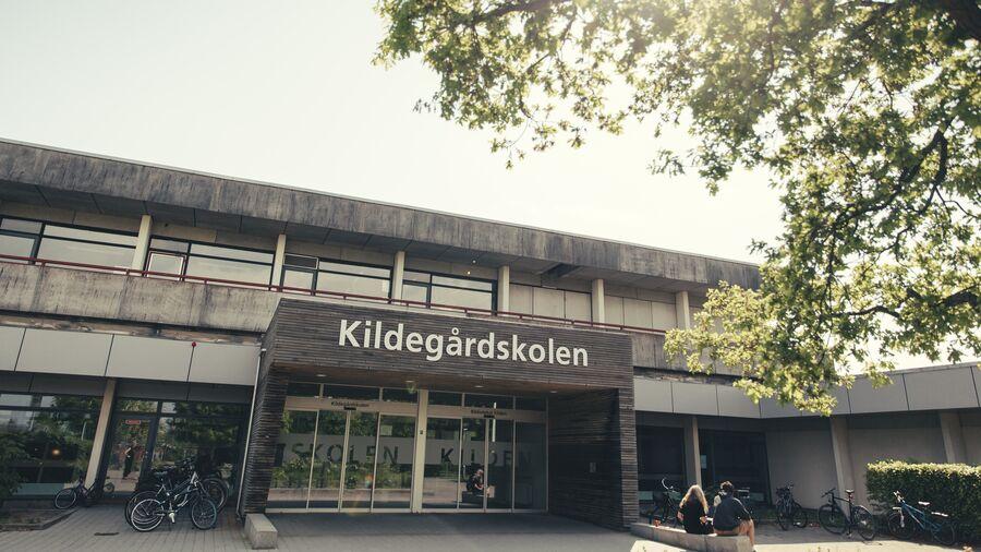 Biblioteket Kilden, Kildegårdsskolen